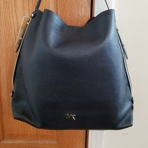 Michael Kors very large all leather tote new new!